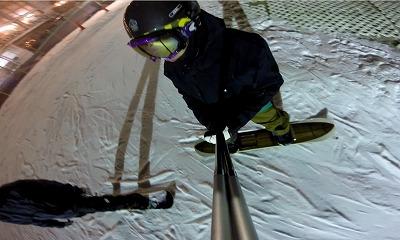 六甲山スノーパークでスノーボード.jpg