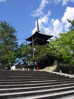 奈良観光 興福寺の五重塔.jpg