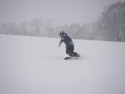 スノーボード解説