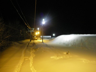 スノーボードツアー