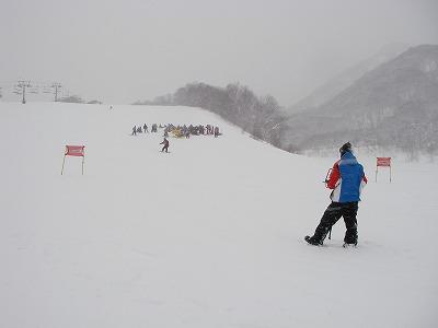 スノーボード検定