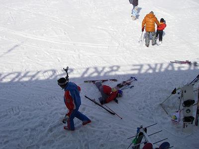 スノーボードインストラクター日記