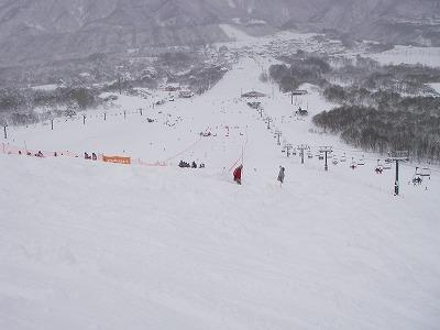 栂池スキー技術選手権大会