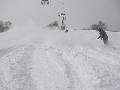 スノーボード画像