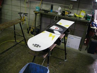 スノーボード メンテナンスの基本「ワックス」
