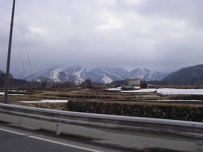 北アルプス山麓ドライブ